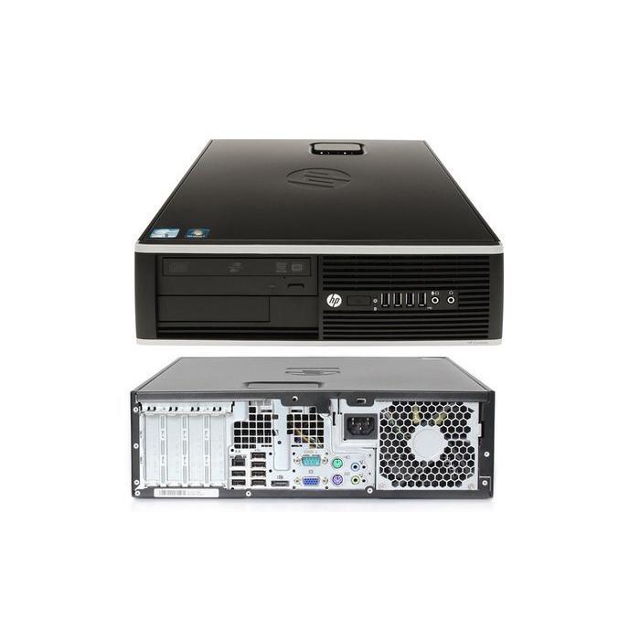 HP Compaq Elite 8100 SFF Core I5 3,2 GHz - HDD 250 GB RAM 4GB