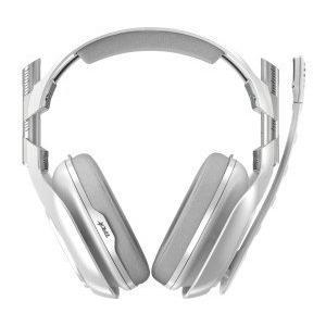 Casque Réducteur de Bruit Gaming avec Micro Astro A40 - Argent