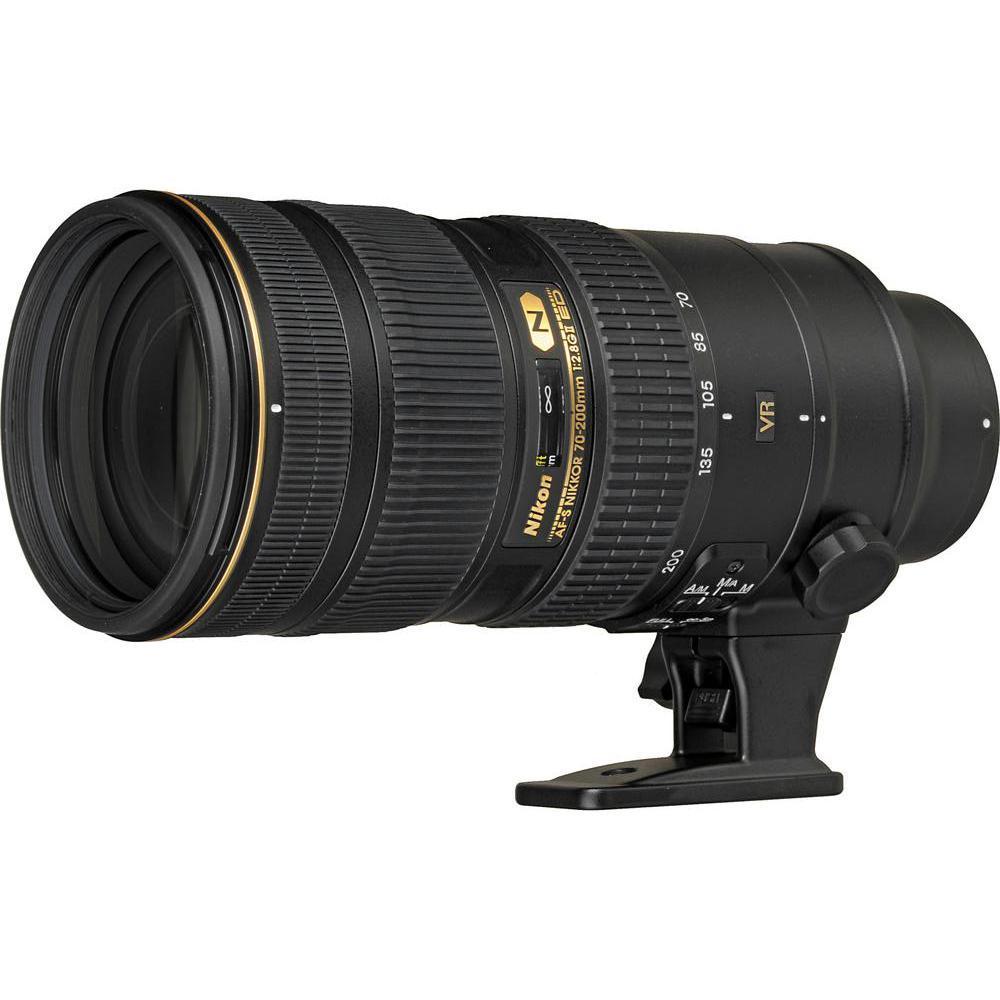 Nikon Camera Lense Nikon F (FX) 70-200mm f/2.8