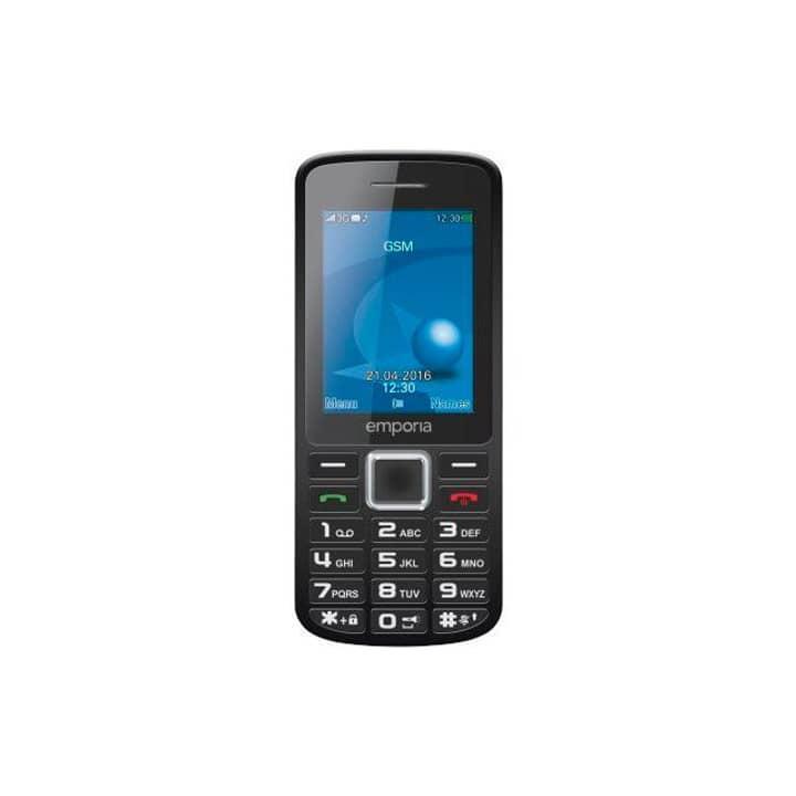Emporia V500 - Negro- Libre