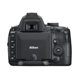 Reflex - Nikon D5000 Nude Tasche - Schwarz