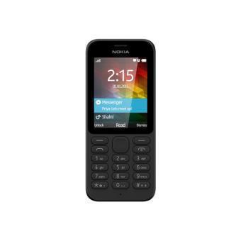 Nokia 215 - Black - Unlocked