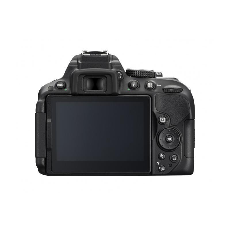 Nikon D5300 Zrkadlovka 24 - Čierna
