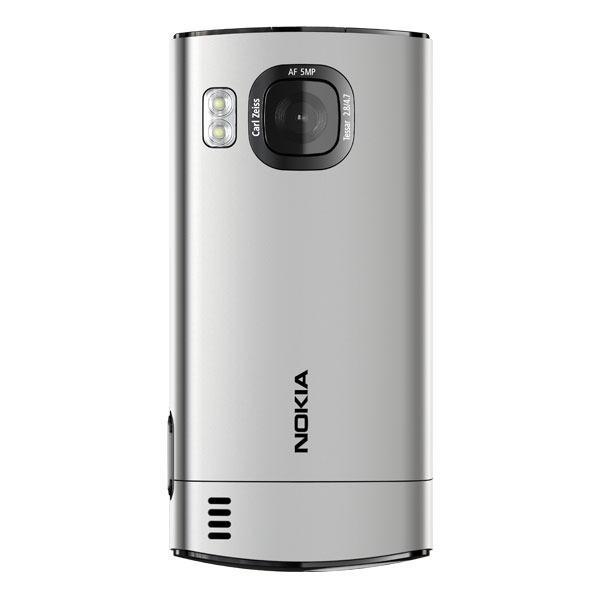 Nokia 6700 Slide - Aluminium- Débloqué