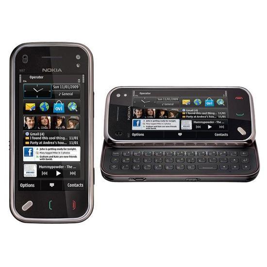 Nokia N97 - Black - Unlocked