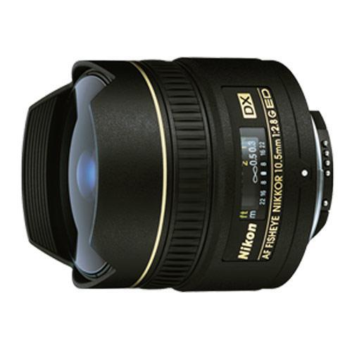 Camera Lense F 10.5mm f/2.8