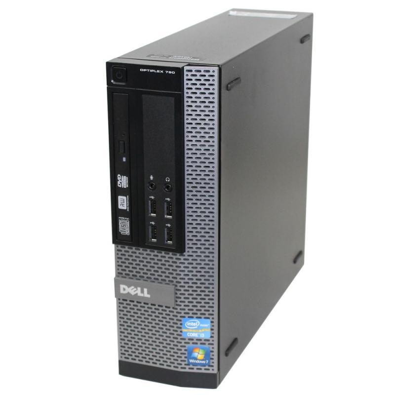 Dell OptiPlex 790 SFF Pentium 2,8 GHz - HDD 250 Go RAM 4 Go
