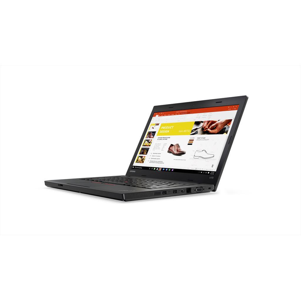 "Lenovo Thinkpad L470 14"" Core i3 2 GHz  - HDD 500 Go - 4 Go AZERTY - Français"