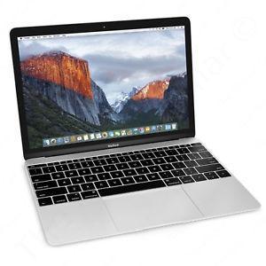 """MacBook 12"""" Retina (2015) - Core M 1,1 GHz - SSD 256 Go - 8 Go AZERTY - Français"""