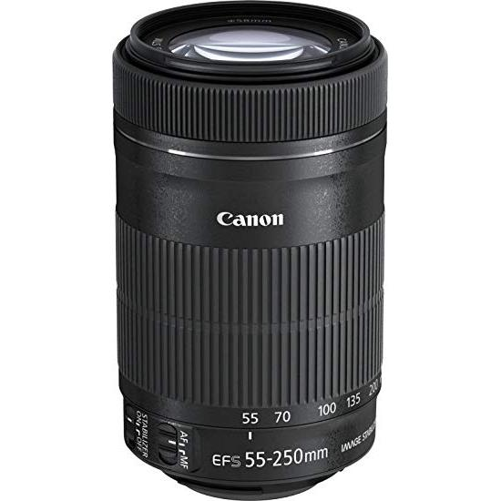 Camera Lense EF-S 55-250mm f/4-5.6