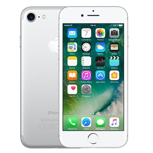 c362f563dd3ed5 iPhone 7 32 Go - Argent - Débloqué