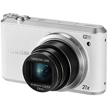 Compact Samsung WB350F - Blanc