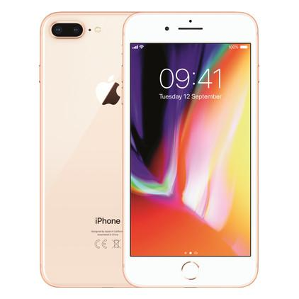 iphone 8 plus 64 gb gold ohne vertrag gebraucht back. Black Bedroom Furniture Sets. Home Design Ideas