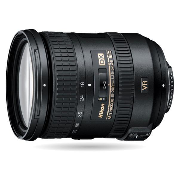 Objektiv Nikon F 18-200mm f/3.5-5.6