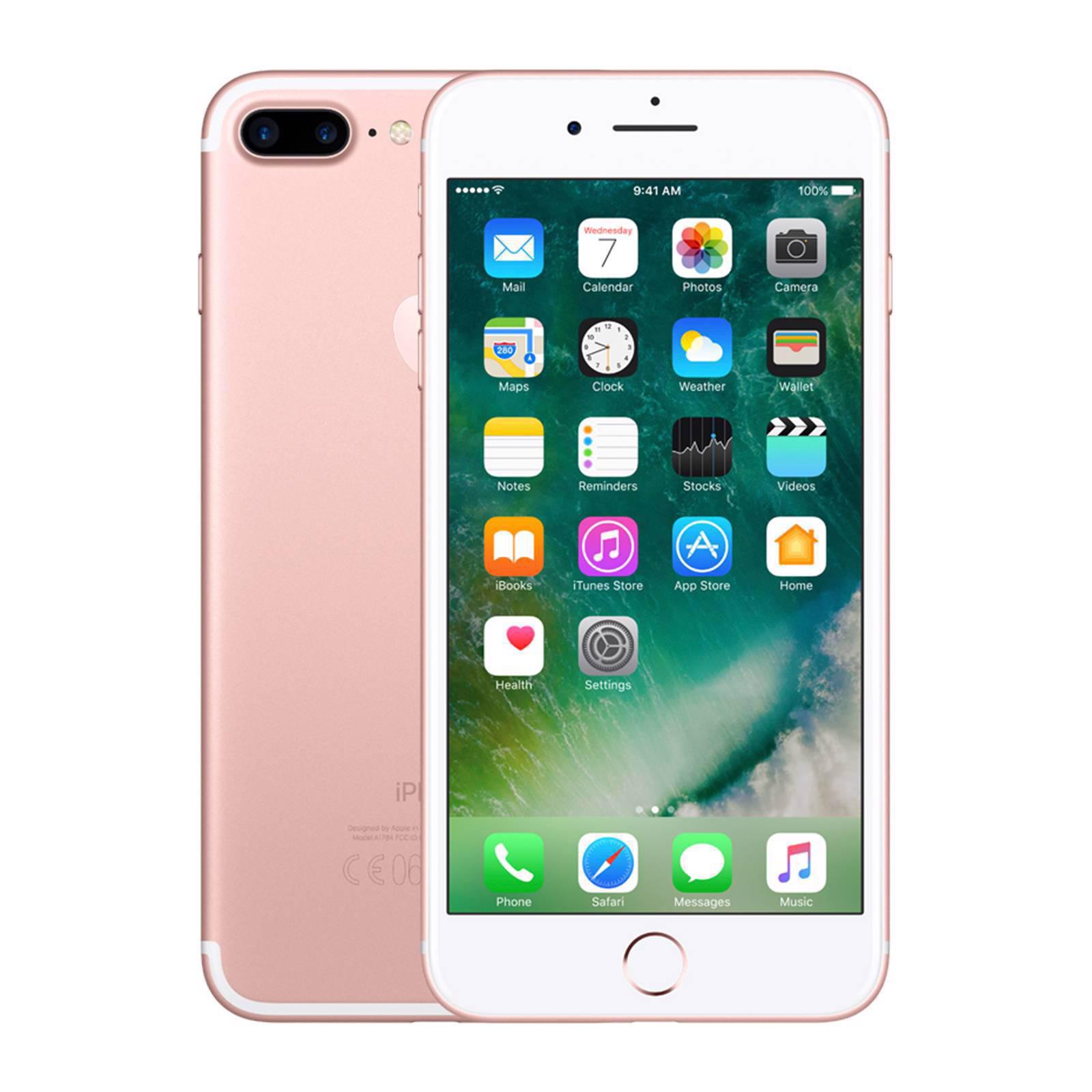 7c75321ef41 iPhone 7 Plus 128 GB - Oro Rosa - Libre Reacondicionado | Back Market