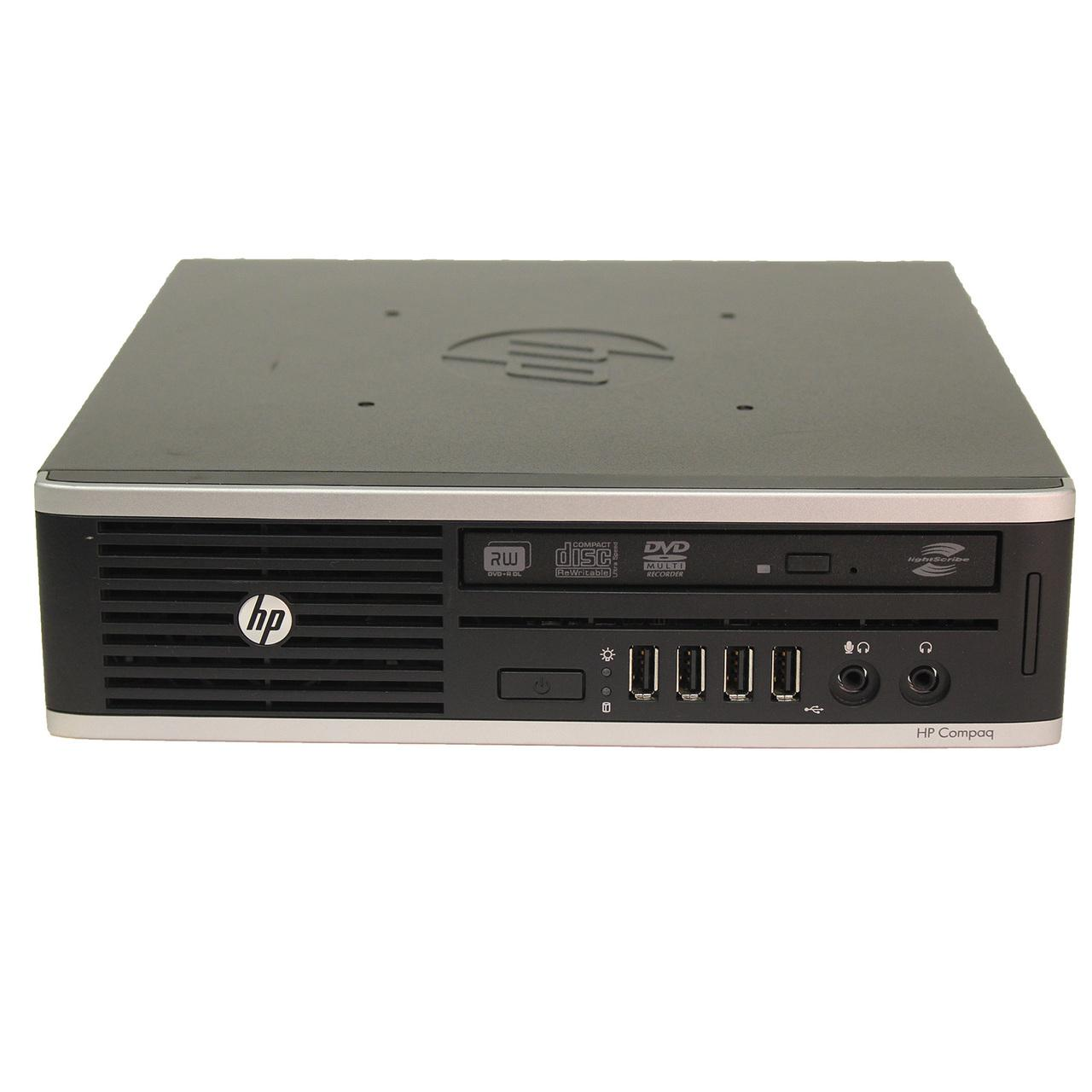 HP Compaq Elite 8300 USDT Core i5 2,9 GHz - HDD 500 Go RAM 4 Go