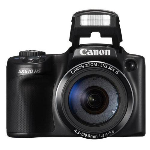 Bridge - Canon SX510 HS - Noir
