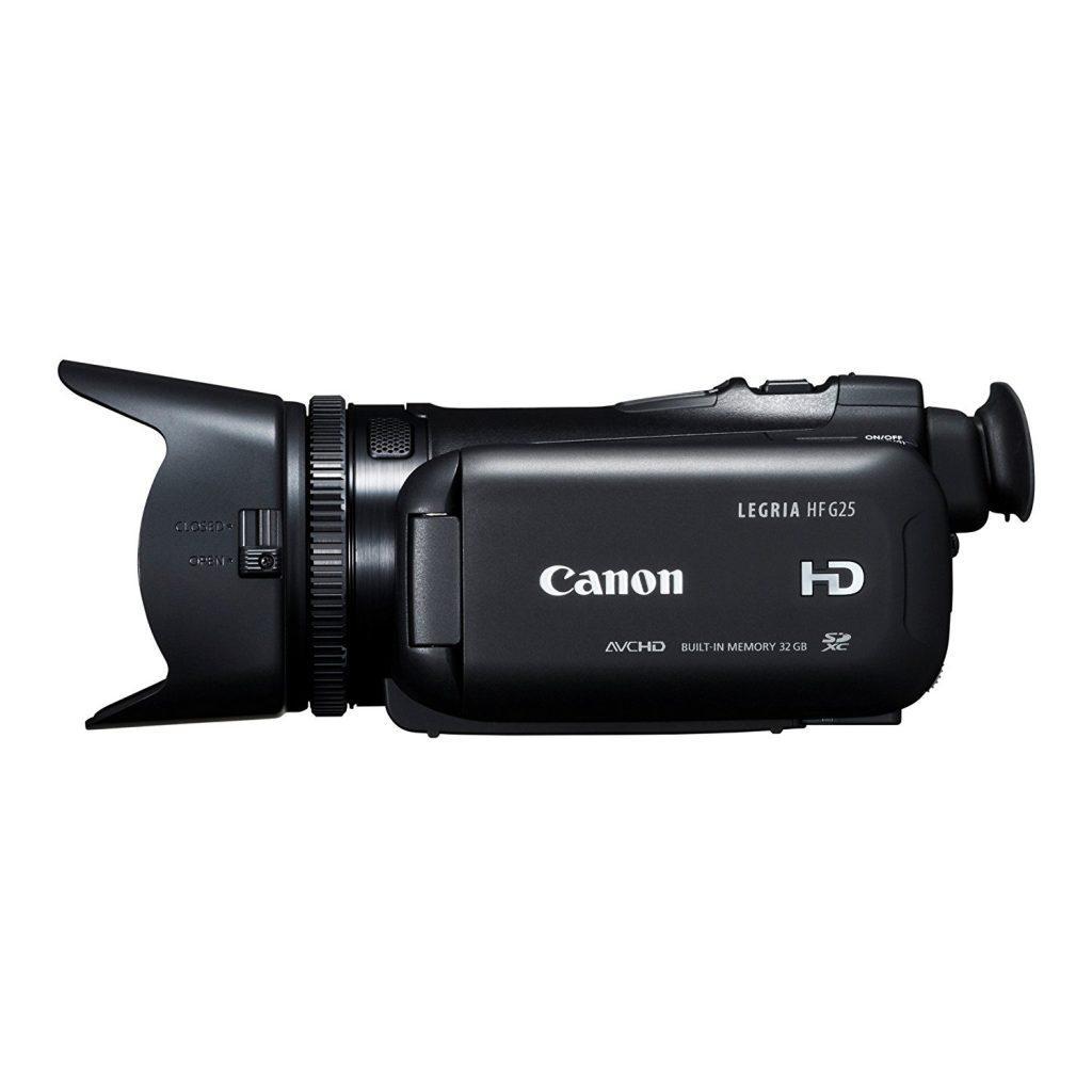 Canon Legria hfg25 Camcorder usb, cartes, hdmi - Black