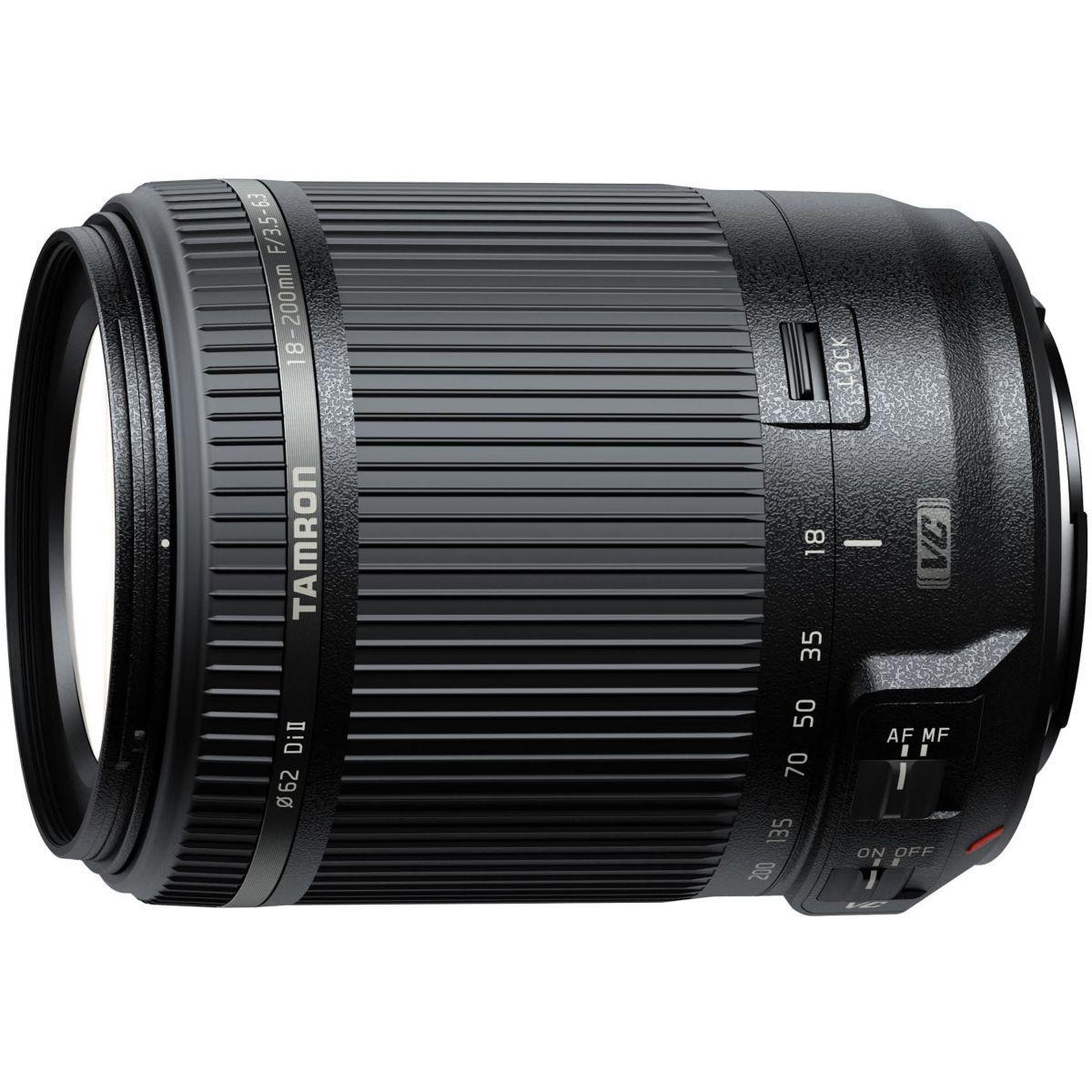 Objectif Nikon F 18-200 mm f/3.5-6.3