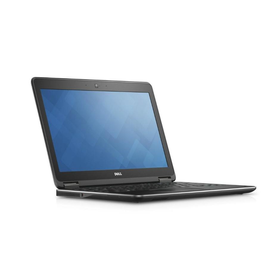 Dell Latitude E7250 12,5-tum (2016) - Core i5-5300U - 4GB - SSD 128 GB AZERTY - Fransk