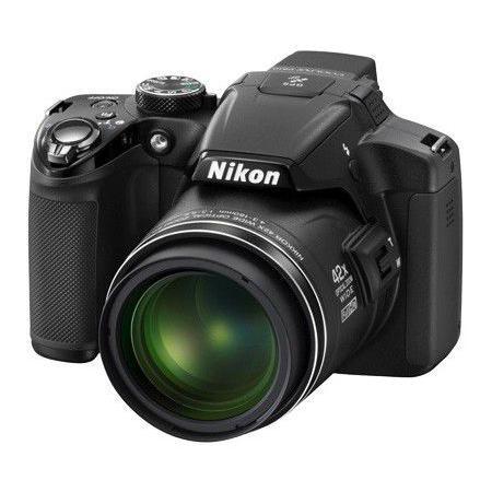 Bridge - Nikon coolpix P510 - Noir