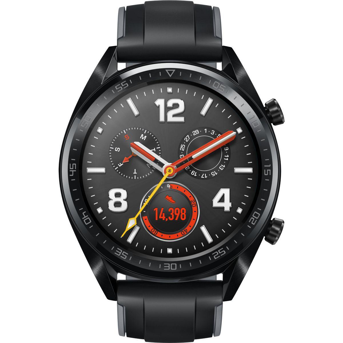Uhren GPS Huawei GT Sport (FTN-B19) -