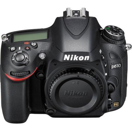 Nikon D610 - Nero