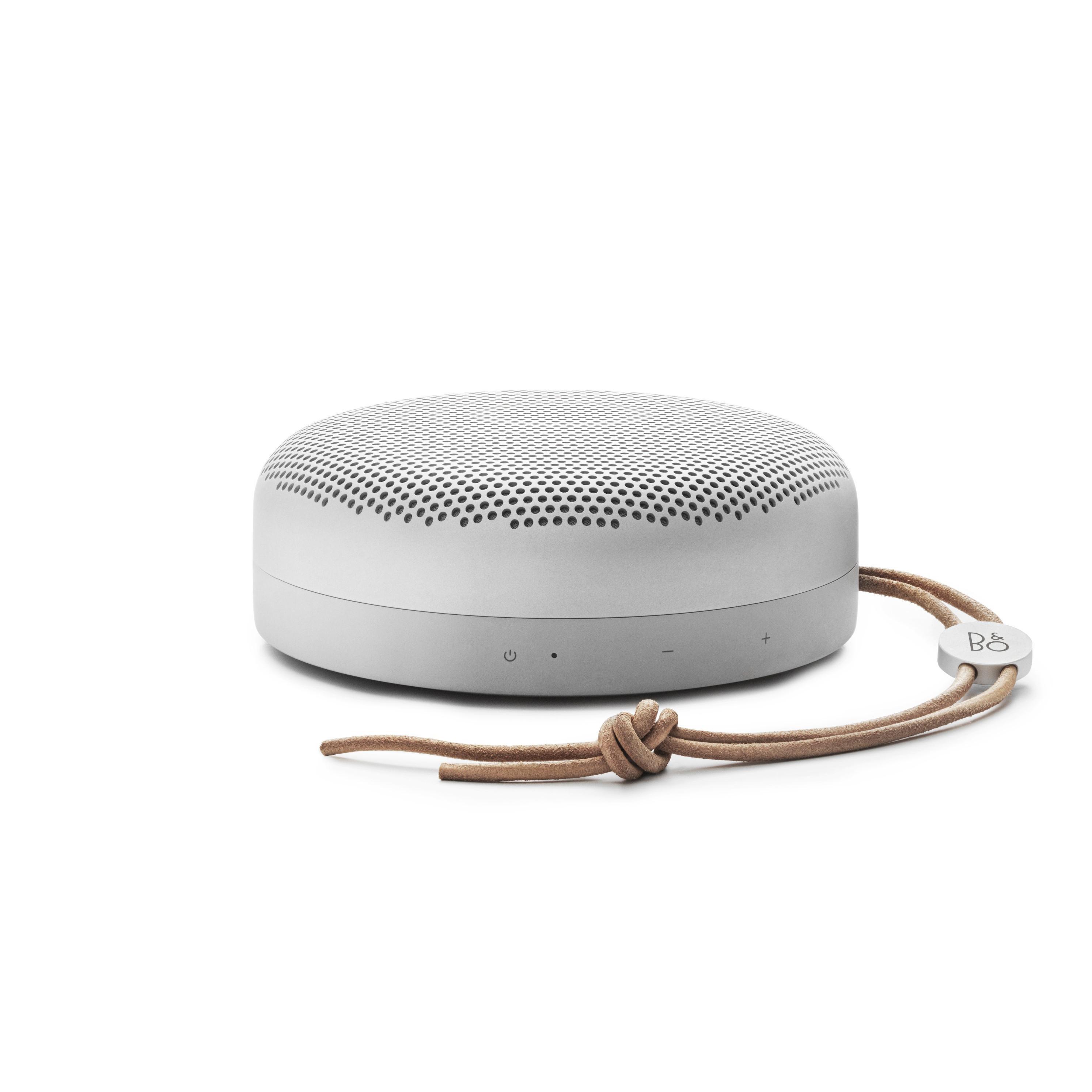 Bang & Olufsen Beoplay A1 Bluetooth Högtalare - Silver