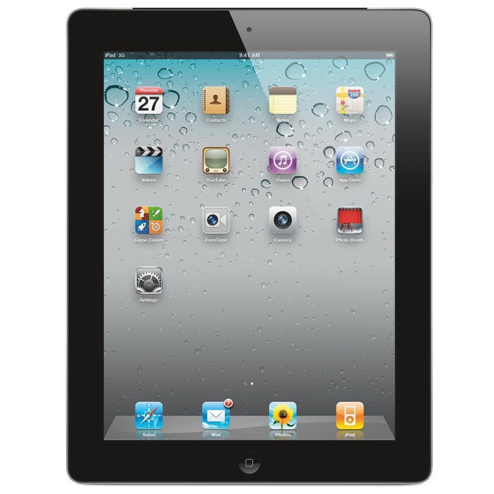 5de52992938 iPad 2 32 Gb - Negro - Wifi Reacondicionado | Back Market