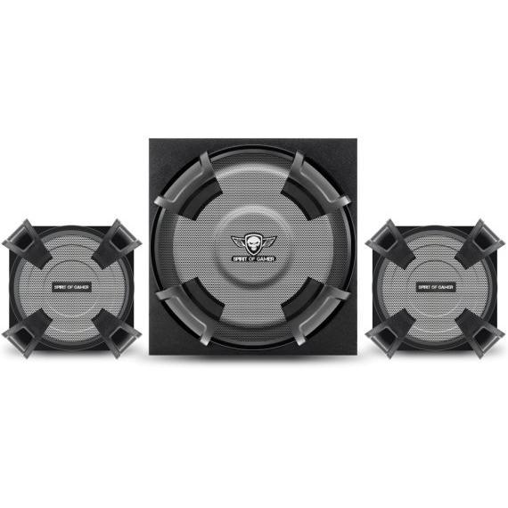 Lautsprecher Bluetooth Spirit Of Gamer SGS 2.1 - Grau