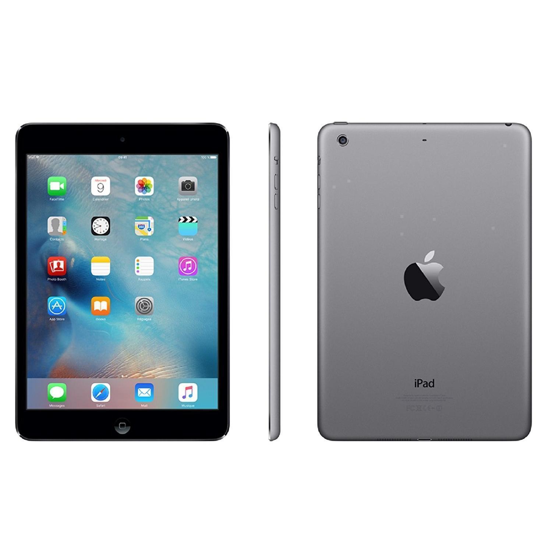 Brancher l'iPad mini au projecteur