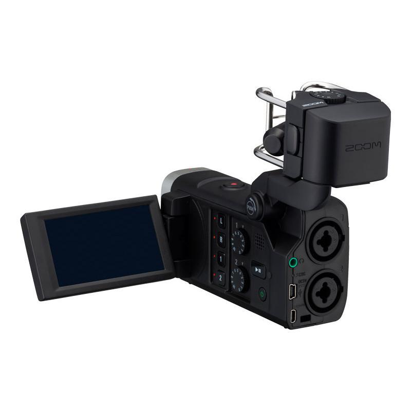 Zoom Q8 Camcorder - Black