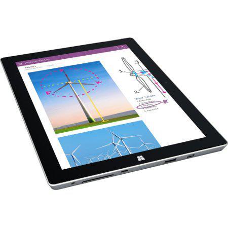 "Microsoft Surface 3 10"" Atom x7 1,6 GHz - HDD 32 Go - 2 Go"