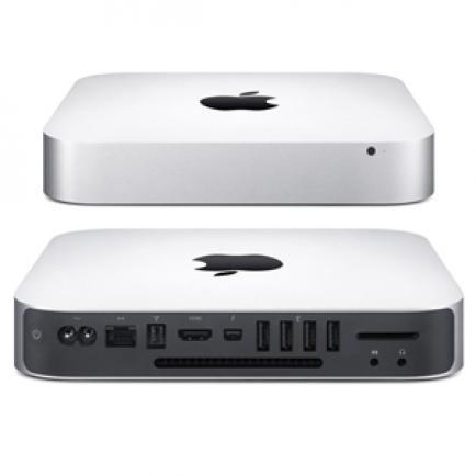 Mac Mini (July 2011) Core i7 2 GHz - HDD 500 GB - 8GB