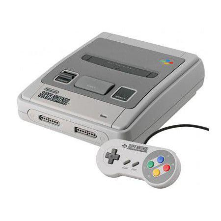 Nintendo NES - HDD 0 MB - Grå