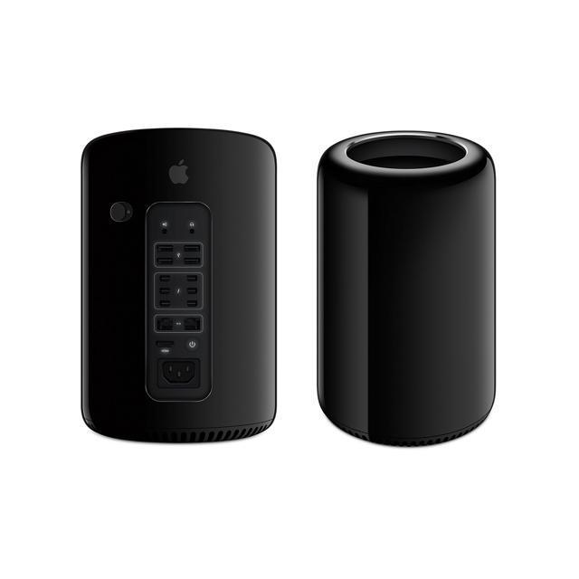 Mac Pro (Ottobre 2013) Xeon E5 3,7 GHz - SSD 256 GB - 24GB QWERTY