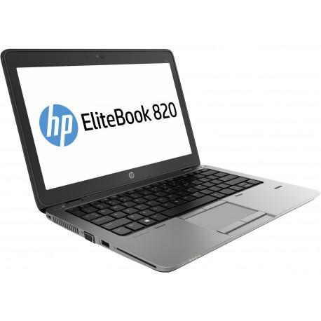 HP Elitebook 820 G2 12.5-inch (2014) - Core i5-5300U - 8GB - SSD 128 GB AZERTY - French