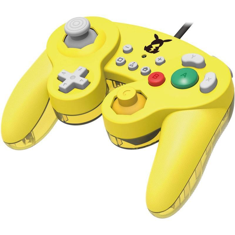 Hori Nintendo Switch Battle Pad Pikachu