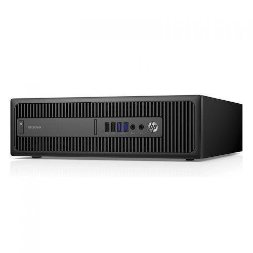 HP Prodesk 600 G1 Core i3 3,4 GHz - HDD 500 GB RAM 4 GB
