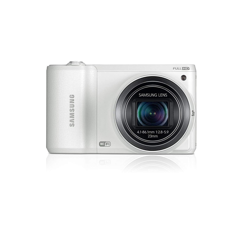 Compact - WB800F Blanc Samsung Samsung Lens 23-483 mm f/2.8-5.9