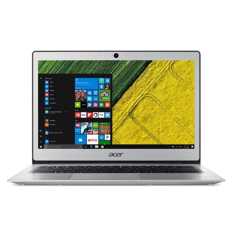 Acer Swift 1 13.3-inch (2017) - Celeron N3350 - 4GB - SSD 64 GB AZERTY - French