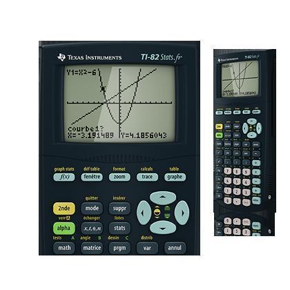 Kalkulačka Texas Instruments TI-82 STATS