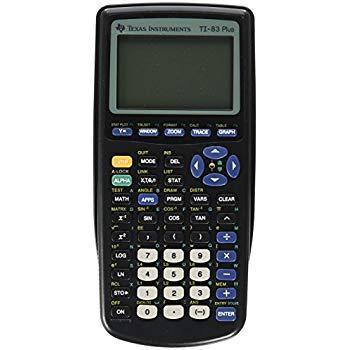 Kalkulačky Texas Instruments TI-83 Plus