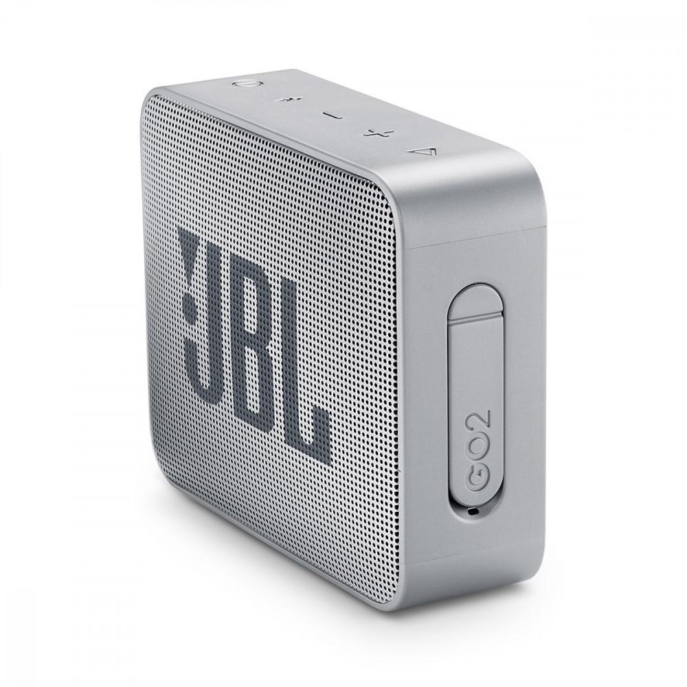 Jbl Go 2 Bluetooth Högtalare - Grå