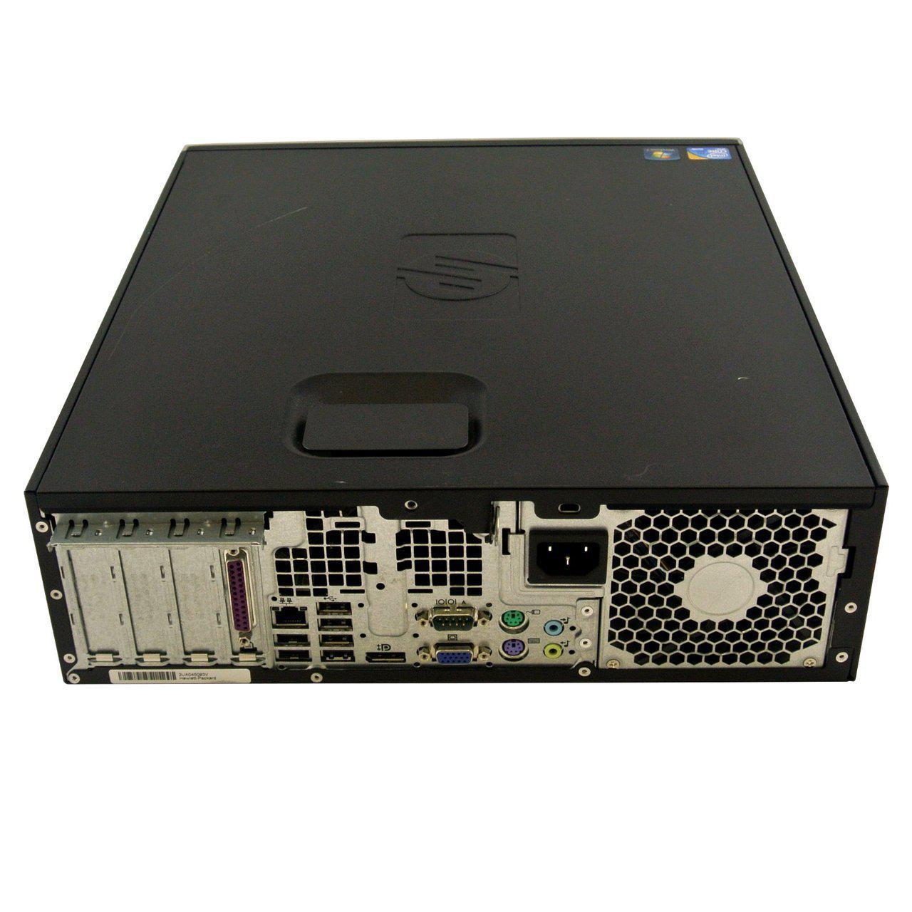 "Hp Compaq Elite 8300 SFF 22"" Core i5 3,2 GHz  - HDD 250 Go - 8 Go"