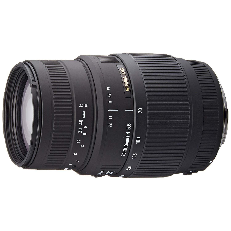 Objectif EF 70-300mm f/4-5.6