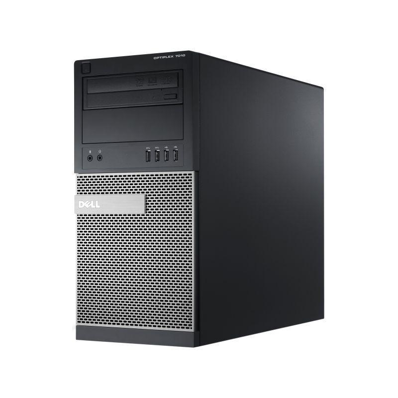 Dell Optiplex 7010 MT Core i3 3,3 GHz - HDD 250 Go RAM 4 Go