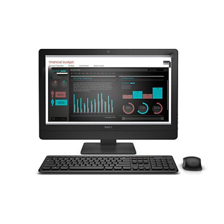 "Dell OptiPlex 9030 All-in-One 23"" Core i5 3 GHz - SSD 128 Go - 8 Go"