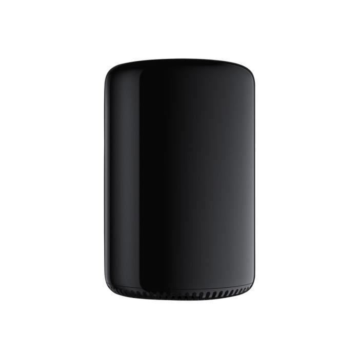 Mac Pro (October 2013) Xeon E5-1620v2 3.7 GHz - SSD 256 GB - 32GB