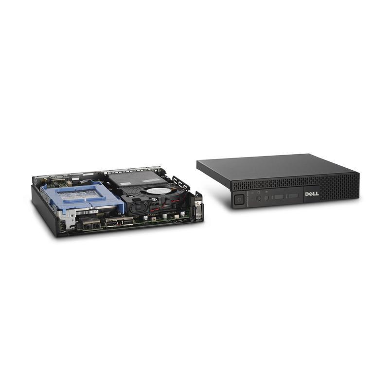 Dell Optiplex 3020 Core i3 3 GHz - SSD 240 Go RAM 8 Go